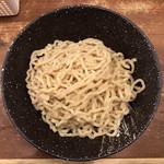 京都千丸しゃかりき - 極太縮麺