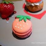 ナミキ667 - あまおういちごのケーキセット