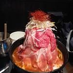 焼肉・にくなべ屋 びいどろ - 肉鍋