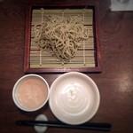 銀蕎麦 國定 - くるみ蕎麦