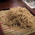 銀蕎麦 國定 - 蕎麦