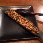 銀蕎麦 國定 - 焼き味噌