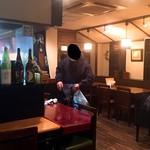 銀蕎麦 國定 - 店内