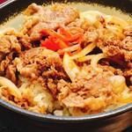 焼肉ジャンビア  - あつみ牛焼肉丼