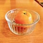 バーンスキタイ - 料理写真:ビタミン補給‼︎