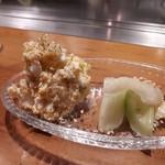 OSAKA きっちん - 大人のポテトサラダ&セロリ浅漬け