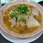 Plus Ultra - 中華soba麺大盛り ¥700