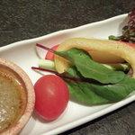 本家あべや - 産直野菜とアンチョビソース