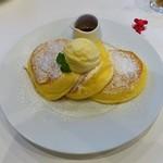 99572420 - 幸せのパンケーキ ¥1,100