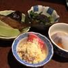 波浮港 - 料理写真:前菜小鉢4種