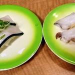 99577681 - 鯨生皮/水タコ 210円(税別)
