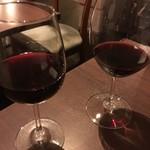 イタリアン×バル MARIA - 重口と中口の赤ワイン