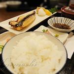和がや - 料理写真:焼き魚定食