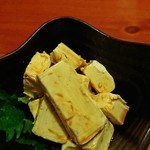 99579942 - クリームチーズの醤油漬け