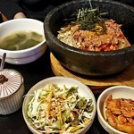 99584366 - 石焼ビビンバ定食