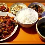 99584368 - オサムプルコギ定食