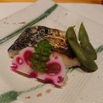 Ryoutei - 焼き魚 2019年1月