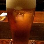 9959170 - 一番搾りの生ビール