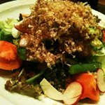 9959174 - 上賀茂の野菜を使ったサラダ