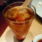 玄品ふぐ - ☆烏龍茶もゴクゴク飲みましたぁ(^_-)-☆☆