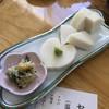 じゅ泉 - 料理写真:板わさ