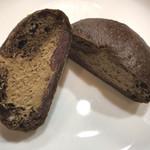 99592268 - ほうじ茶クリームパン