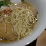 SOBA HOUSE 金色不如帰 - 中細ストレート麺