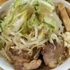 大仙 - 料理写真:大仙ラーメン(ニンニク、野菜、ネギ)