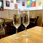 La ZAPPA - スパークリングワイン