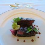 99598789 - 岡山産和牛フィレ肉のグリエ