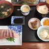 魚屋の寿司 東信 - 料理写真:寒ブリ刺身定食