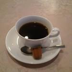 ティンカーベル - ランチ付属のコーヒー(HOTを選択)