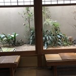 桃屋・甚兵衛 - 休憩所
