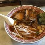 拉麺屋 日昇亭 - 辛ジャンメン