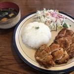 山猫食堂 - 料理写真:テリヤキチキン