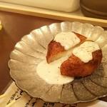 スタンドコロッケ - ゴルゴンゾーラチーズコロッケ