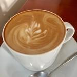 soin cafe - ドリンク写真:カプチーノ S 430円