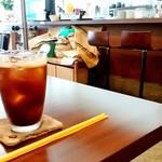 セイコードーコーヒー - ドリンク写真:セイコードーコーヒー@八幡宿 スパークリングエスプレッソ(380円)