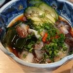 幸寿司 - 海鼠酢