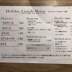 99607941 - ランチメニュー【平成31年01月04日撮影】
