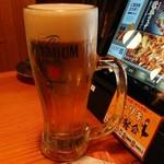Torikizoku - 生ビール