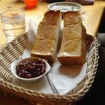 9961792 - 小倉トースト