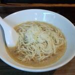 自家製麺 伊藤 - 中華そば小(600円)