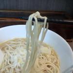 自家製麺 伊藤 - 麺
