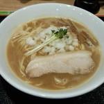 麺屋 睡蓮 - 中華そば(750円)