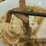 麺屋 睡蓮 - メンマ