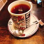 バーモンジーカフェ - 紅茶(ホット)