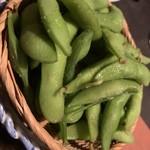 99615796 - 枝豆
