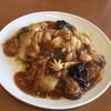 北村温泉ホテル - 料理写真:あんかけ焼き蕎麦