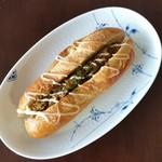 パン・ド・カイチ - 料理写真:マサラキッチンさんのサバカレードッグ。